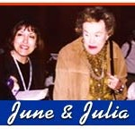 June with Julia Child